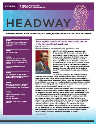 Headway Newsletter