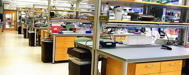 CPF Mass Spectrometry Laboratory