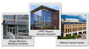 Magee-Womens Research Institute, Magee-Womens Hospital of UPMC, Hillman Cancer Center